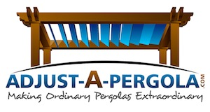 Adjust A Pergola Is A Revolutionary, Patent Pending Kit That Transforms Any  New Or Existing Pergola Into An Incredible Adjustable Pergola.